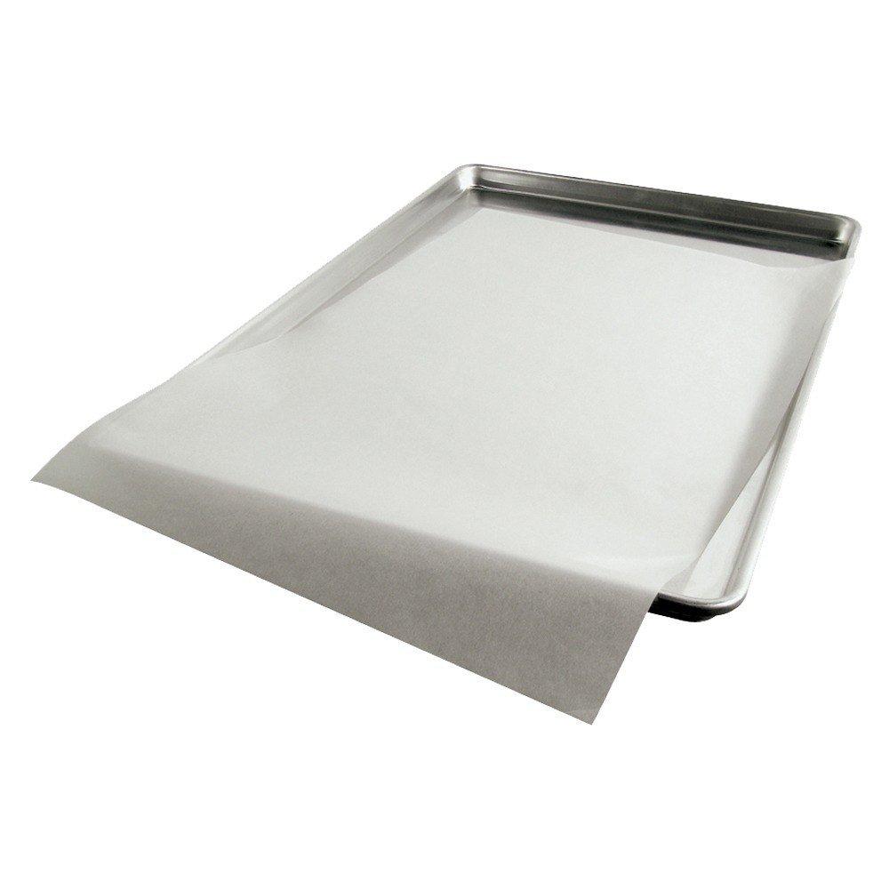 OnSale Paper Products Premium Quilon Parchment Paper Baking Sheets 12 X 16, Pan Liner (300 Premium Sheets, White)