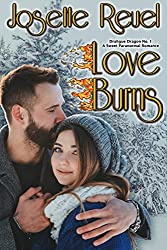 Love Burns (Draghue Dragon Book 1)
