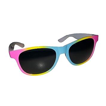 NET TOYS Divertidas Gafas de Sol de Arcoiris Gafas de Sol ...