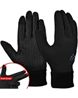 Winter Gloves With Winter Hat By Alpx Gear - Gloves For Women and Men - Texting Gloves Touchscreen - With Free Winter Hat