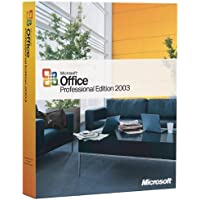 Microsoft Office Professional Edition 2003 [OLD VERSION]