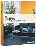 Office Professional 2003 (Excel, Outlook, Word, Powerpoint, Publisher, Access)