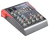 Proel Mi6 Ultra-compact 6-Channel 2-Bus Mixer
