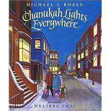 Chanukah Lights Everywhere