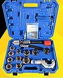CT-300AL Copper Tube Expanding Tool Pipe Expander Tool Kit