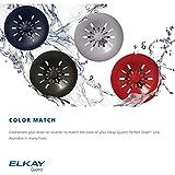 "Elkay Quartz Perfect Drain 3-1/2"" Removable Polymer"