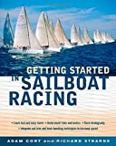 Getting Started in Sailboat Racing, Adam Cort and Richard Stearns, 0071424008