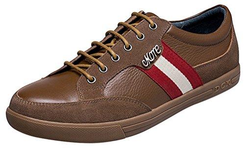 Salabobo - zapatilla baja hombre marrón