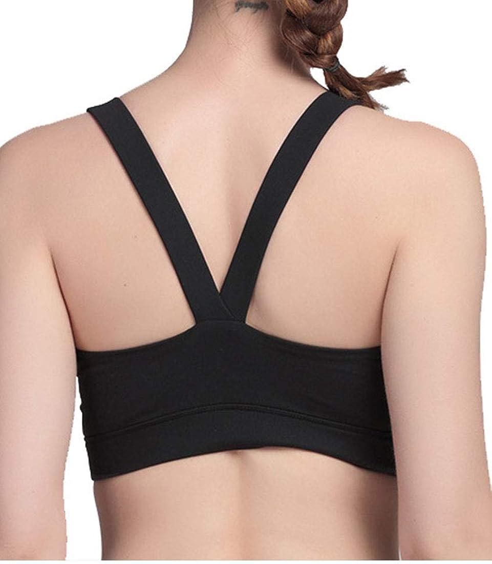 NatrE Womens Comfort Medium Support Workout Yoga Bra Workout Fitness Sport Bra