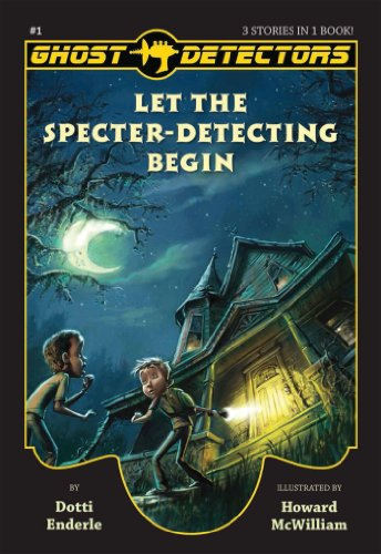 Ghost Detectors Volume 1: Let the Specter-Detecting Begin, Books
