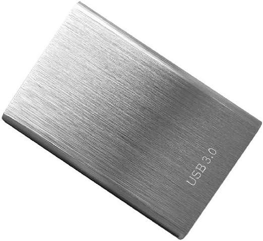 HNRRLY Hdd 2.5 ''外付けハードドライブUsb3.0 1tb 750gb 500gb 320gb 250gb 160gb 120gb 80gb Pc/mac 160GBシルバー用ポータブルハードディスク