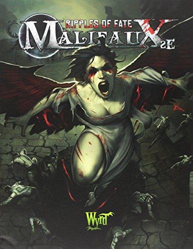 Amazon Com Wyrd Miniatures Malifaux Through The Breach Fate Masters