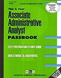 Associate Administrative Analyst, Jack Rudman, 083733425X