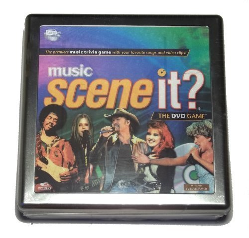 Music Scene It? The DVD Game (Madonna Best Dance Moves)
