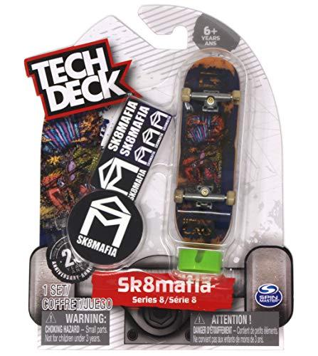 Tech Deck Sk8mafia Skateboards Series 8 Jimmy Cao - Deck Display Tech