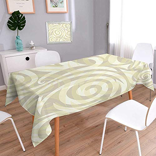 L-QN Spring & Summer - Mantel para exteriores, a prueba de derrames e impermeable, diseño de símbolos de Rio Carnaval Samba...