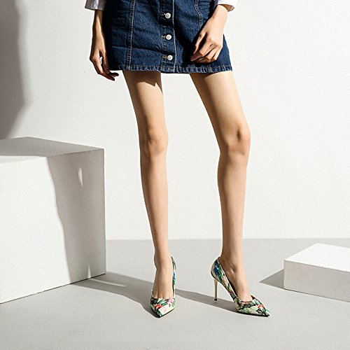 Beige Femmes Fine Sauvage Yra Fête Printemps Hauts Chaussures Conseils Talons Pour Talon Vintage Femmes Nouveaux Chaussures Automne aTwqTRxdf