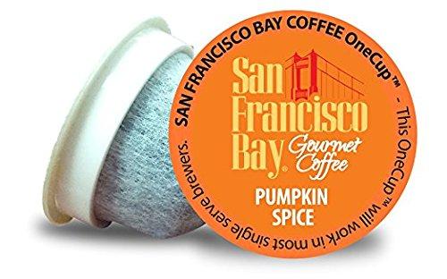San Francisco Bay Coffee OneCup 72 ct. Pumpkin -