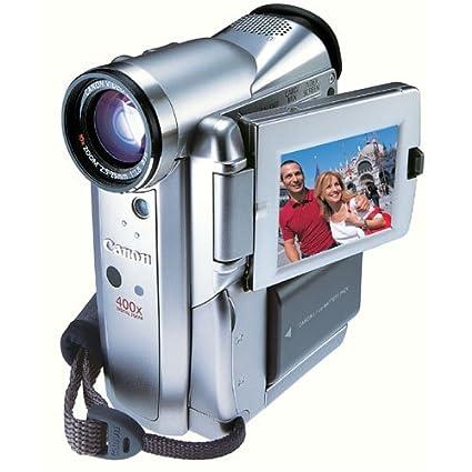 amazon com canon elura 50 ultra compact minidv camcorder with 2 rh amazon com