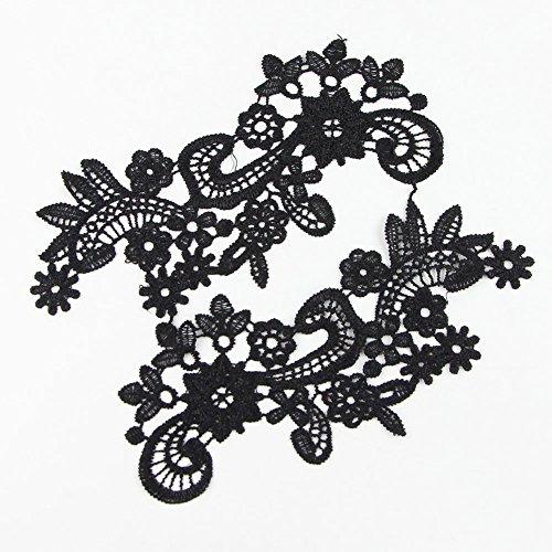 Fairy Flower Trimming Lace Venise Applique Sewing Bridal Wedding Decoration