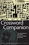 Crossword Companion, Stephen Curtis and Martin Manser, 1840223057