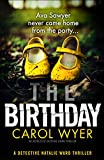 #7: The Birthday: An absolutely gripping crime thriller (Detective Natalie Ward Book 1)