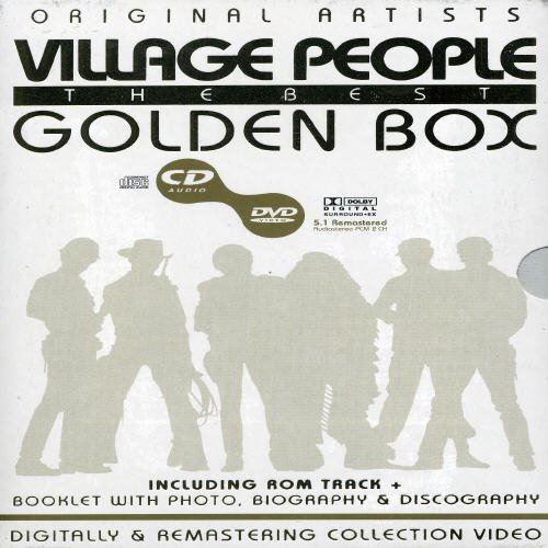 Best of the Village People-Golden Box