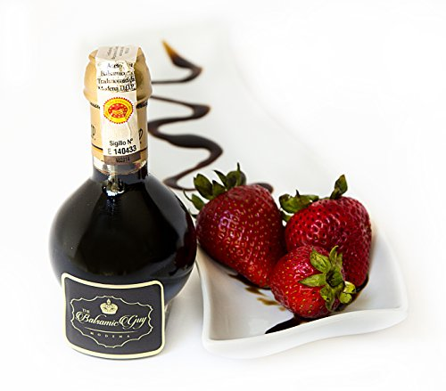 Balsamic Vinegar of Modena Traditional 25 year old DOP certified. Highest score from The Consortium of Modena. Aceto Balsamico Tradizionale Extra Vecchio. On Sale Now. by The Balsamic Guy (Image #7)