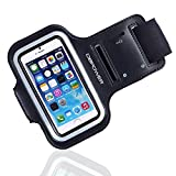 DBPOWER Phone Armband Adjustable Sweat proof Sport Armb - Best Reviews Guide