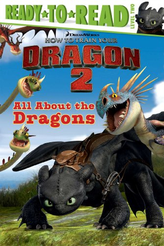 Price comparison product image All About the Dragons (How to Train Your Dragon 2)