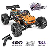 HAIBOXING RC Cars 1:18 Scale 4WD Off-Road Buggy 36+KM/H High Speed 18858, 2.4GHz