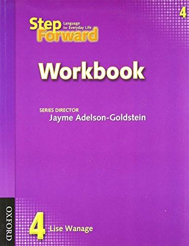 Step Forward 4 Workbook