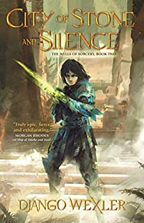 Book Cover: City of Stone and Silence