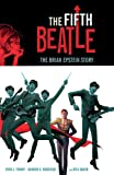Front cover for the book The Fifth Beatle: The Brian Epstein Story by Vivek J. Tiwary