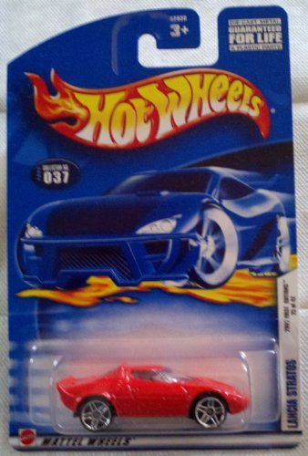 Hot Wheels 2002 Collector No. 037 - Lancia Stratos - 25 of 42