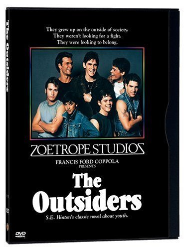 The Outsiders by Warner Home Video from Warner Manufacturing