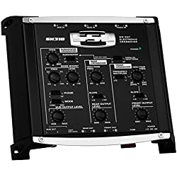 Sound Storm SX310 2/3 Way Car Electronic Crossover with Remote Subwoofer Control