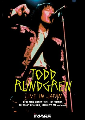Todd Rundgren - Live in Japan by Image Entertainment