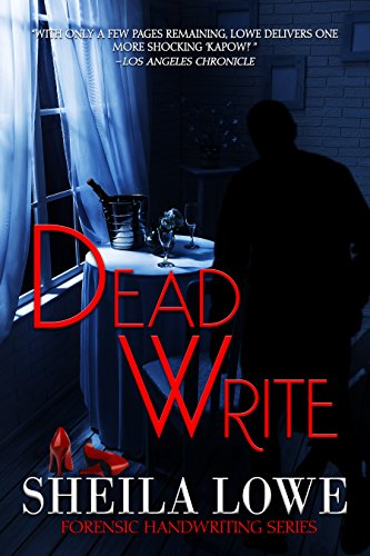 Dead Write (Forensic Handwriting Mystery Book 3)