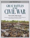 Great Battles of the Civil War, John MacDonald, 0785817581