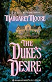 The Duke's Desire, Margaret Moore, 0373291280