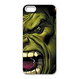 JIANADA The Incredible Hulk Design Hard Case Coverr Protector For Iphone 5S