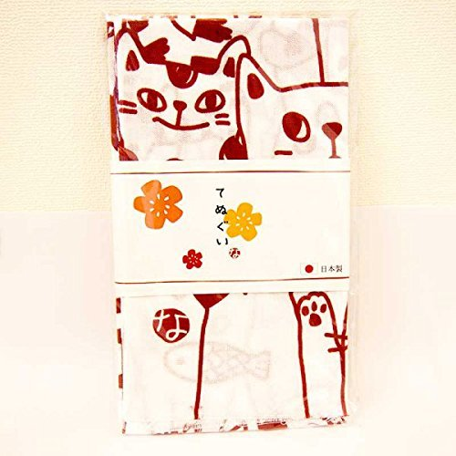 Noaplus Cat Handkerchief Cats & Cats II