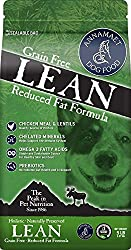 Annamaet Grain Free Lean Reduced Fat Formula Dog Food