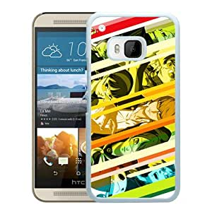 Persona 4 White Newest Custom Design HTC ONE M9 Phone Case