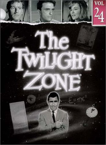The Twilight Zone - Vol. 24