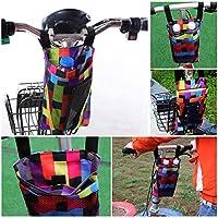 liaini Bolso de Bicicleta Bolsa Impermeable Caliente Adj. Moto xt880 18 Colores Exterior Soporte móvil Memoria previa a la Bicicleta(18): Amazon.es: Hogar