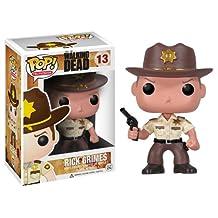 AMC's The Walking Dead Pop! Sheriff Rick Grimes Vinyl Figure