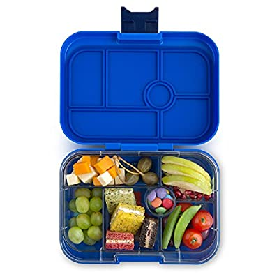 YUMBOX (Neptune Blue) Leakproof Bento Lunch Box Container for Kids from Yumbox