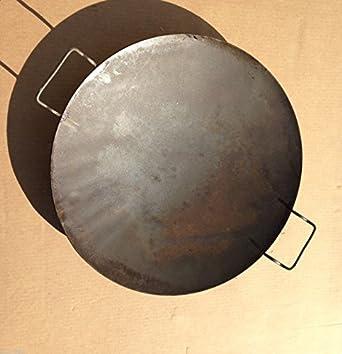 Disco para discada de 56 cm, sartén para altas temperaturas, disco para barbacoa, cowboy wok: Amazon.es: Amazon.es